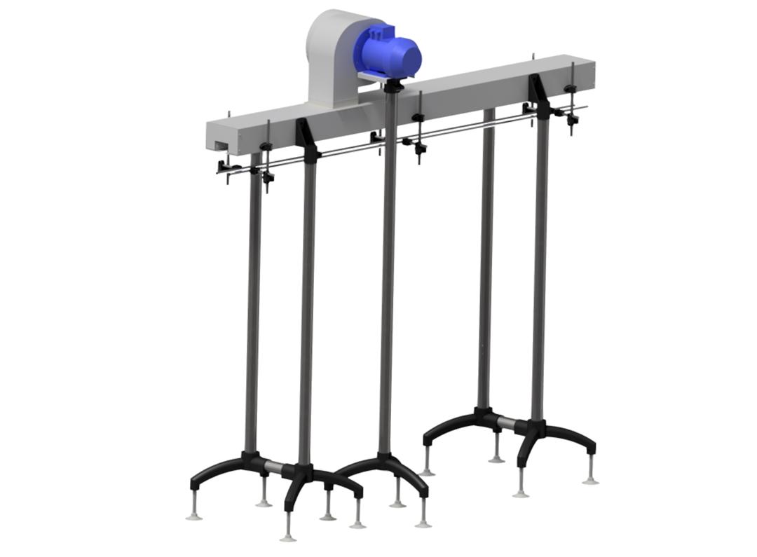 Пластинчатый поворотный транспортер фольксваген каравелла мультивен транспортер отличия